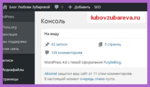 итоги 2 месяца работы блог Любови Зубаревой 02