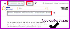 QIWI кошелек (Киви) личный кабинет
